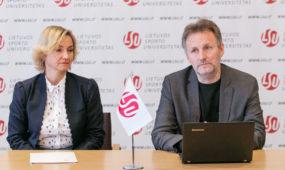 LSU rektorė Diana Rėklaitienė