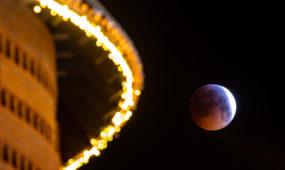 Raudonasis Mėnulio užtemimas