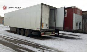 Latvijos pasienyje sulaikyta pusantros tonos hašišo