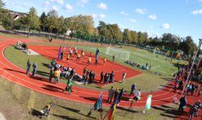 3. Sportas. Rekonstruotas Ezerelio stadionas