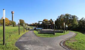 5. Gyvenamoji aplinka. Kaimynystes parkas - atokvepio kampelis urbanizuotoje Garliavoje