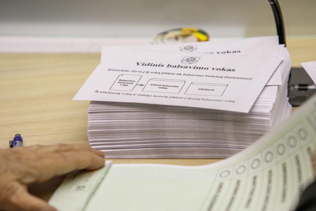f13aae3147d5 Balsadėžės uždarytos  Lietuva skaičiuoja kandidatų į merus laimes ir  nelaimes