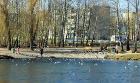 Pavasariška popietė Kalniečių parke