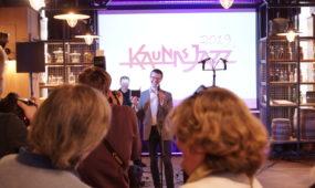 """""""Kaunas Jazz"""" festivalio atidarymo akimirkos"""