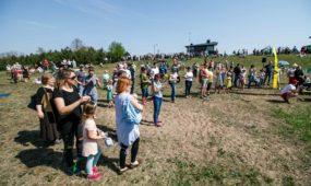 Žemųjų Šančių bendruomenės mitingas