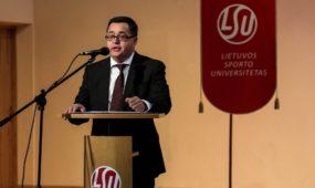 LSU rektorės inauguracija