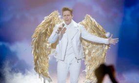 """Kroatijos atstovo pasirodymas """"Eurovizijoje"""""""
