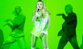 """Maltos atstovės pasirodymas """"Eurovizijoje"""""""