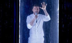 """Rusijos atstovo pasirodymas """"Eurovizijoje"""""""