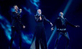 """Norvegijos atstovų pasirodymas """"Eurovizijoje"""""""
