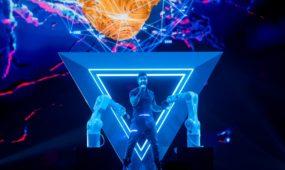 """Azerbaidžano atstovo pasirodymas """"Eurovizijoje"""""""