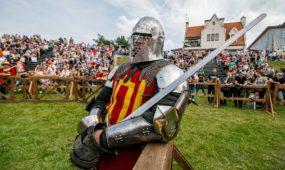 Viduramžių renginiai Kauno Hanzos dienose 2019