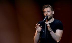 """Julijaus Veklenko pasirodymas antrajame """"Eurovizijos"""" pusfinalyje"""
