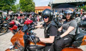 """Bike Show Millennium 2019"" baikerių paradas"