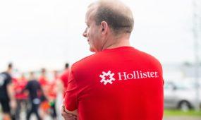 """Hollister"" maratonas"