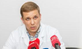 Iš Kauno klinikų išleista sumušta jurbarkietė