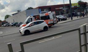 Motociklo avarija Juozapavičiaus pr.