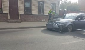 Audi A6 gaudynės