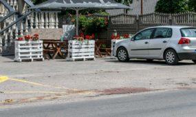 Nužudymo vieta Romainiuose