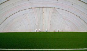 Naujas futbolo maniežas Vilijampolėje