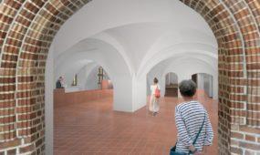 Pristatyta Kauno rotušės rekonstrukcija