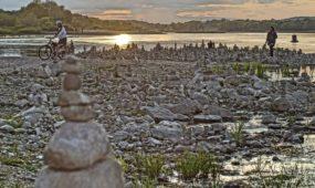 Akmenų skulptūros santakoje