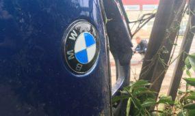 "Apsivertęs ""BMW"" Raudondvario plente"