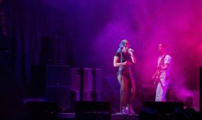 """Tove Lo """"Granatos Live"""" 2019 festivalyje"""