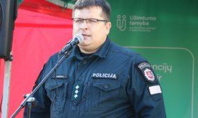 Prekybos žmonėmis formos / Kauno policija