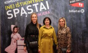 """Kitokio teatro"" premjera Kaune"