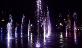 Vienybės aikštės fontanas