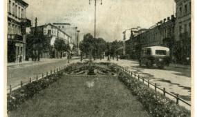 Kauno autobusų parkas tarpukariu