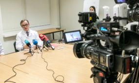 Klinikose gimė mažiausias Lietuvoje ir pasaulyje naujagimis