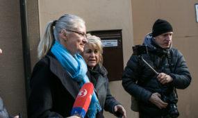 N. Venckienė paleidžiama į laisvę