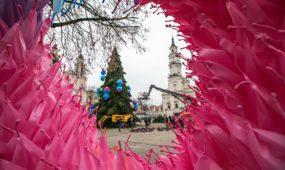 Kauno kalėdinė eglutė
