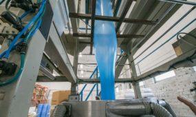 Eglutės vienkartinių šiaudelių perdirbimas