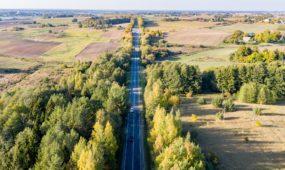 Kelias Kaunas-Prienai-Alytus