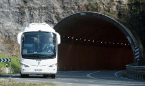 """Scania Irizar i6s"" autobusas"
