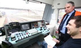 Atidarytas Kauno geležinkelio tunelis