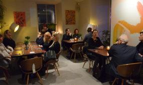 Baltojo kaspino vakarienės padėkos vakaras