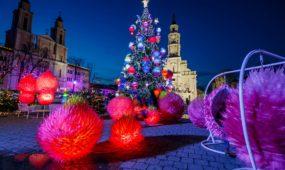 Kauno Kalėdų eglutė Rotušėje