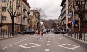 Rombai Kauno gatvėse