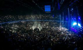 """SEL koncertas """"Žalgirio"""" arenoje"""