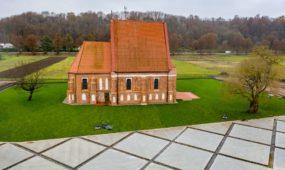 Zapyškio Šv. Jono Krikštytojo bažnyčia