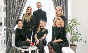 """VI Beauty House"" salonas / R. Tenio nuotr."