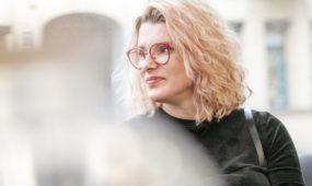"""""""VI Beauty House"""" įkūrėja  ir dėstytoja Viktorija Gulaja / R. Tenio nuotr."""