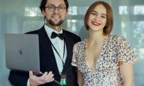 Audrius Salominas ir Monika Solominė