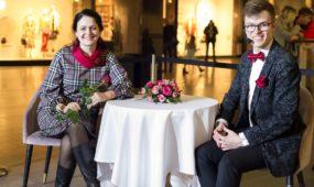 """""""Kvarkleto"""" sveikinimas Tarptautinės moters dienos proga"""