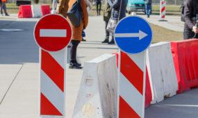 Mobilus koronaviruso patikros punktas Jonavos gatvėje