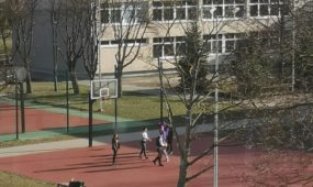 J. Urbšio mokyklos stadionas